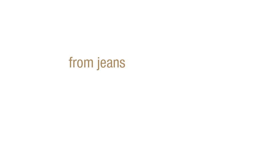 From Jeans