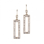 Sethi rectangle earings